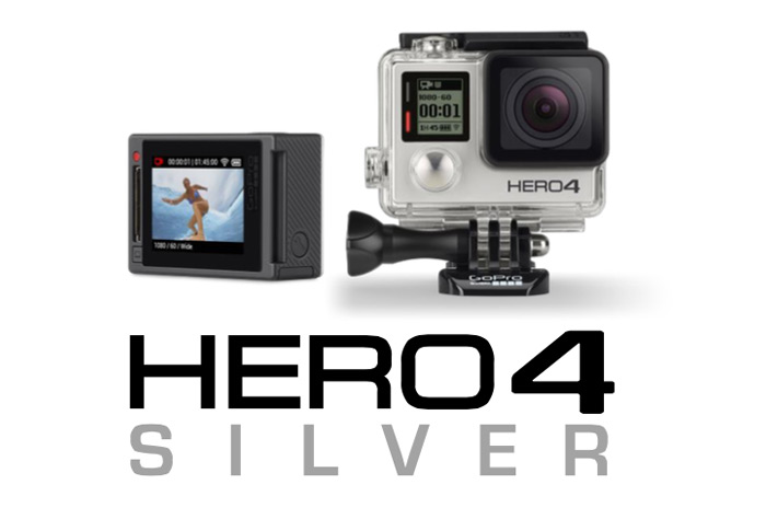 how to use my gopro hero 4 silver